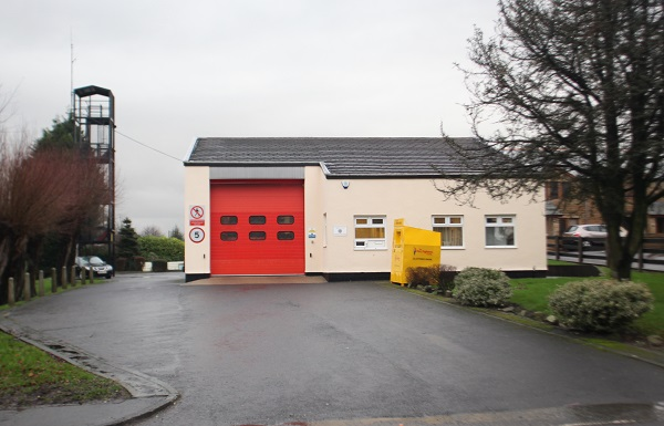 Longridge fire station