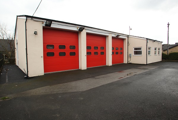 Great Harwood fire station