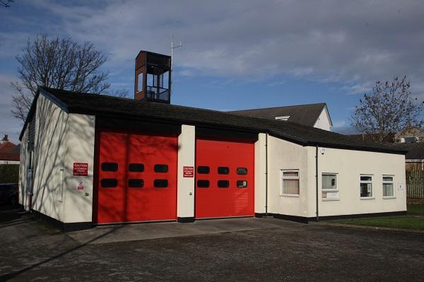 Bolton le Sands Fire Station