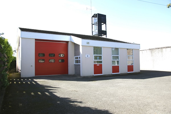 Hornby Fire Station