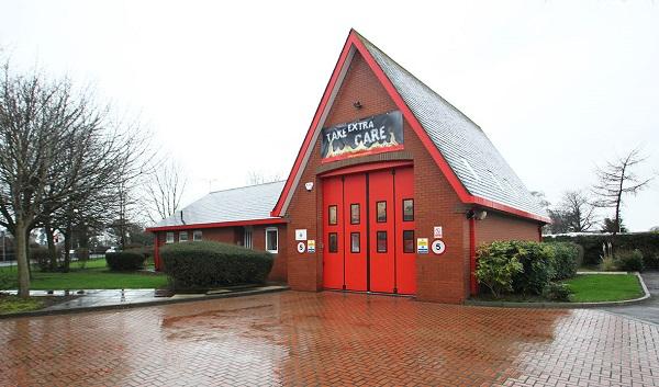 Garstang fire station