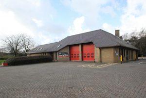 Rawtenstall fire station