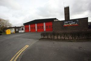 Nelson fire station