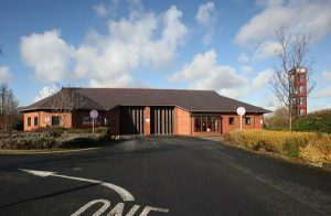 Ormskirk fire station
