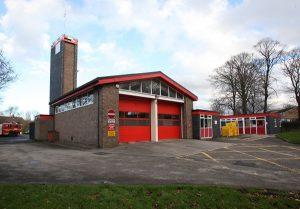 Leyland fire station