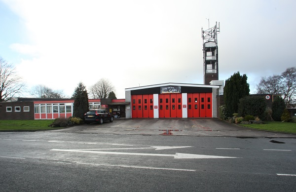 Skelmersdale fire station