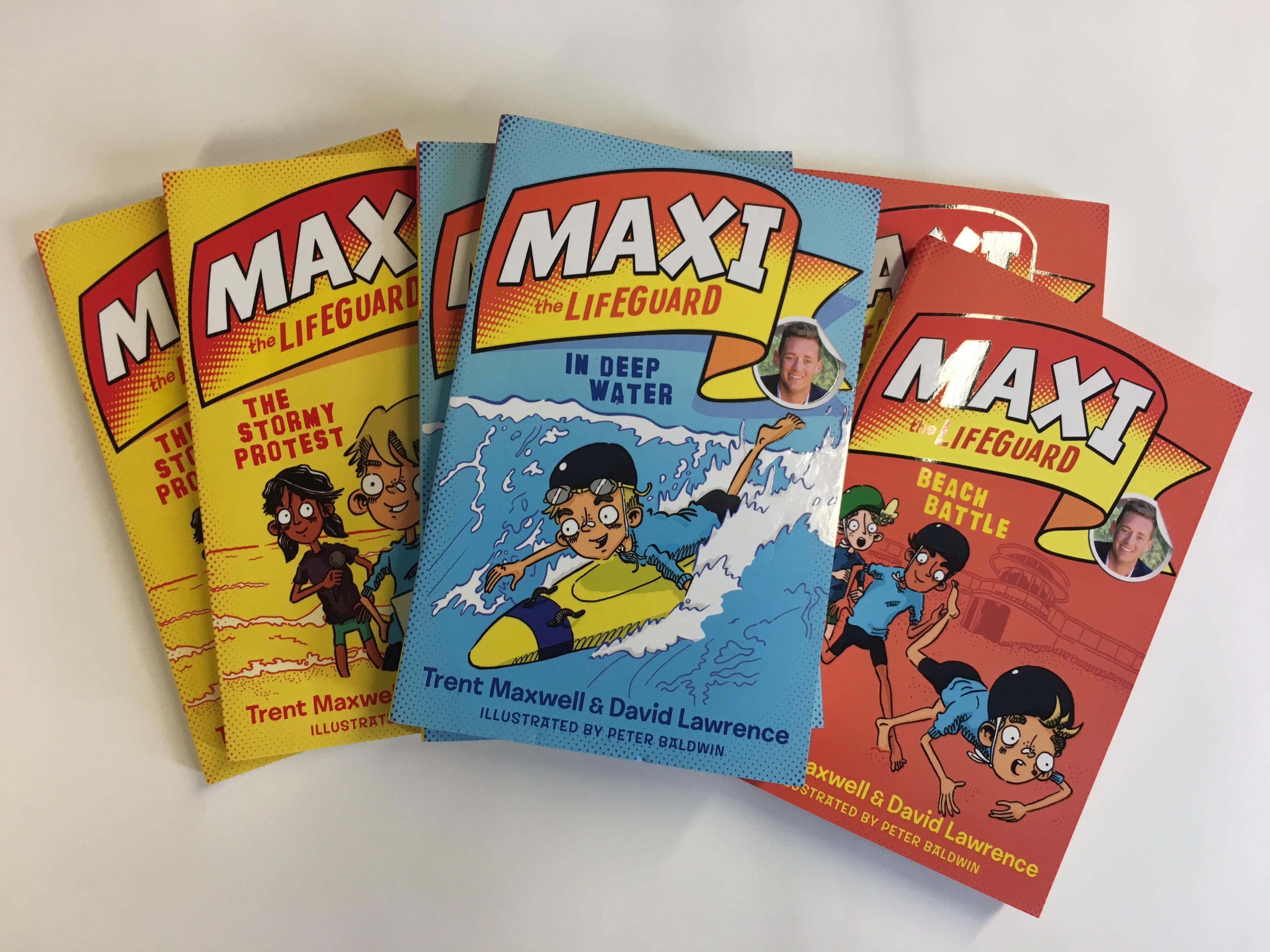 children's books on water safety stories