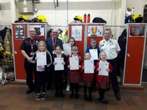 South Ribble Poster Competition Winners