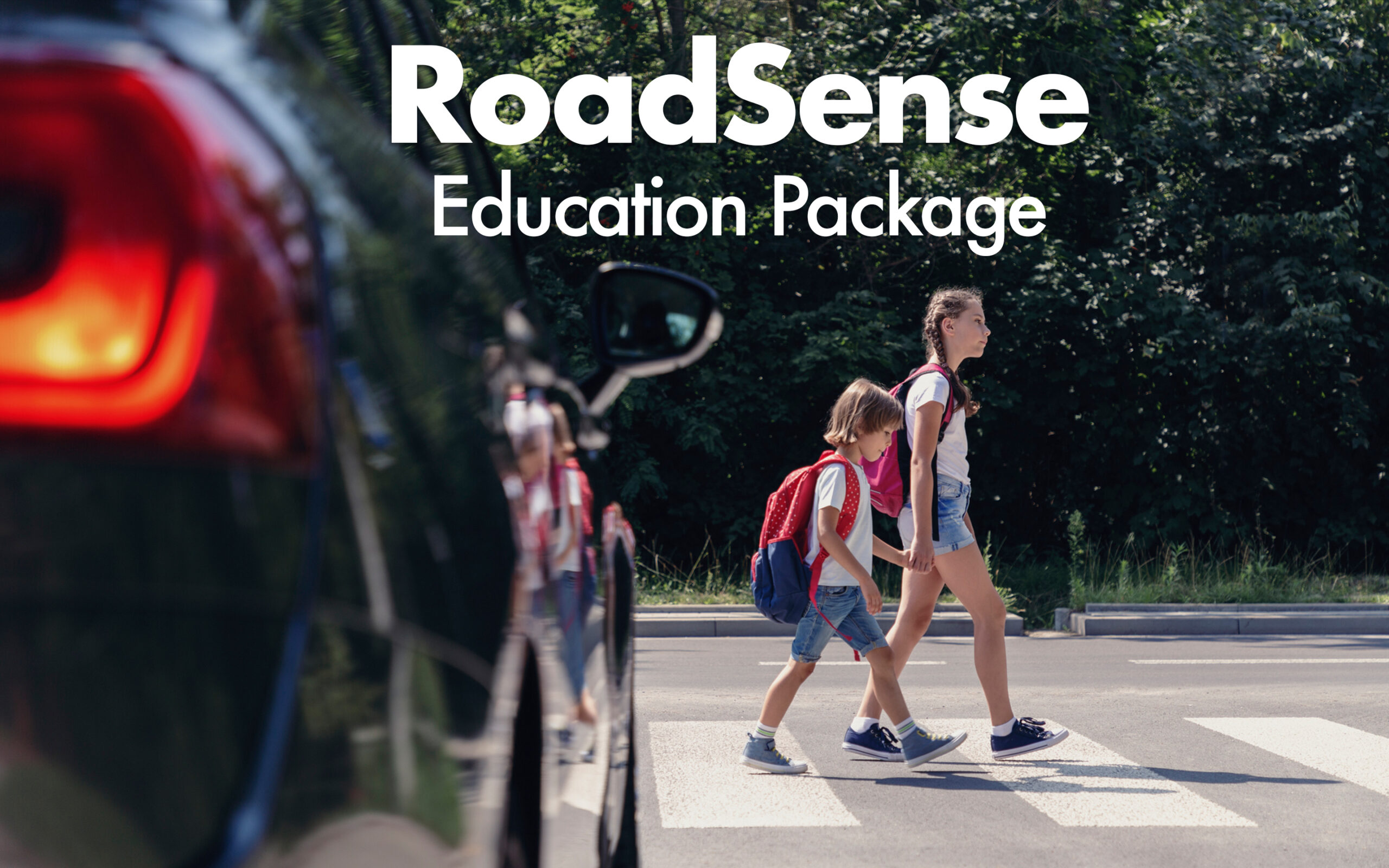 RoadSense Education Package Cover