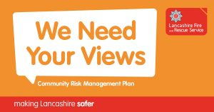 We need your views - Community Risk Management Plan