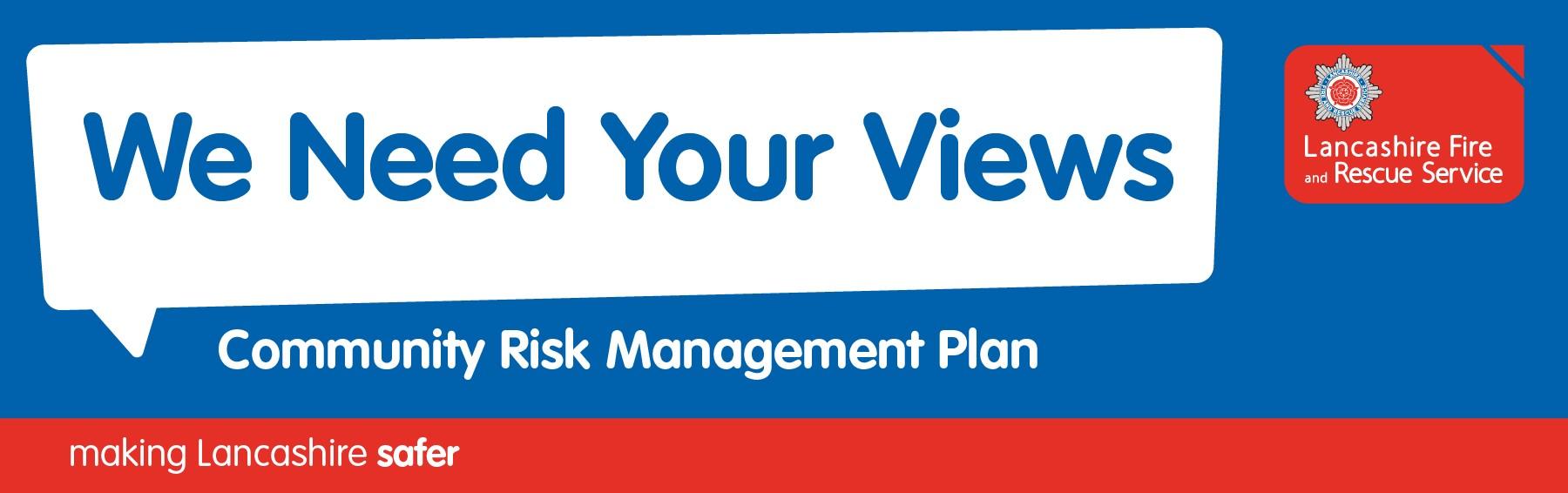 Community Risk Management Plan