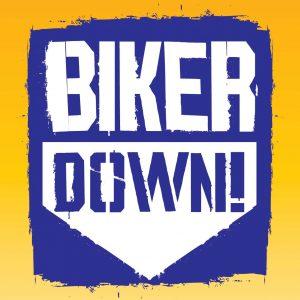 Biker Down